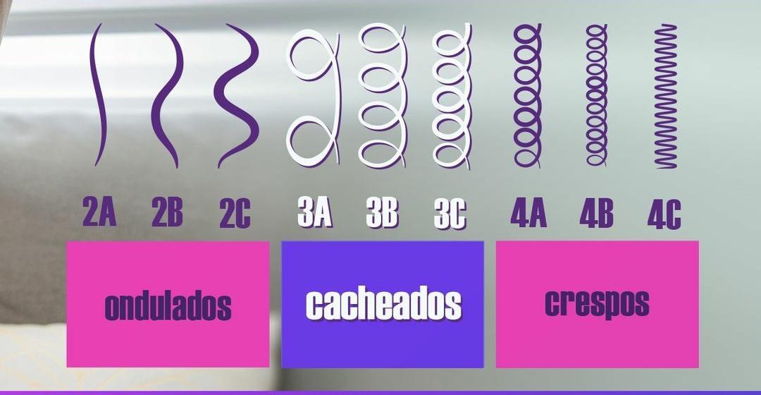 Cachos: Tipos de curvaturas e suas características