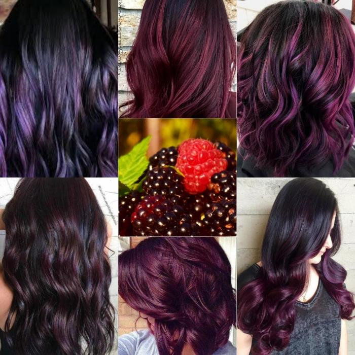 Blackberry Hair