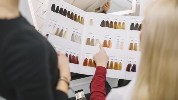 Cor: como se classifica a cor dos loiros?