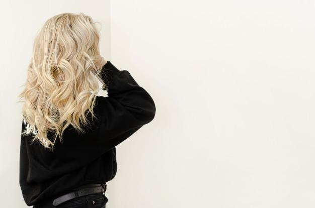Oxidação nos cabelos