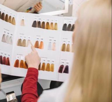 Como organizar seu estoque de coloração e tonalizante?