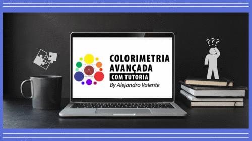 Curso online de Colorimetria Avançada, você tem dúvidas?