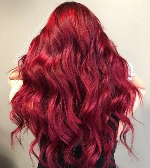 Vermelhos Vibrantes
