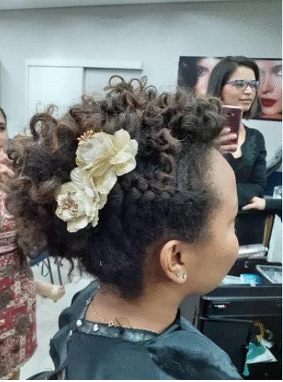 Fitagem- Tratamento para cabelos crespos